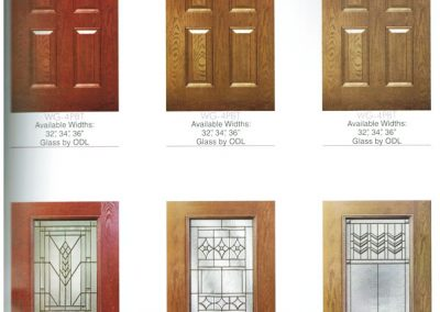 Woodgrain-4PBT6P-Door