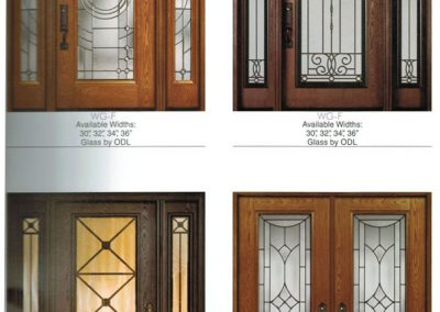 Woodgrain-Flush-Door