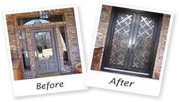 Kimly Windows and Doors in Brampton, Mississauga - Door Replacement