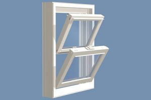 Double Hung Tilt Windows at Kimly Windows and Doors in Brampton