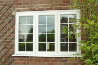 Photo of Fixed Casement Window