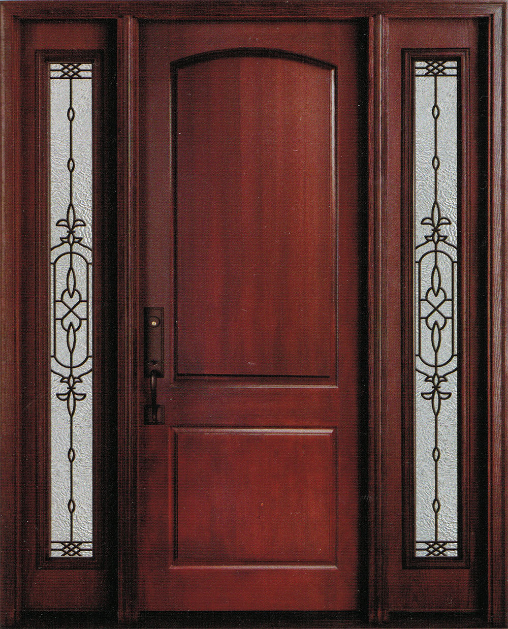 Fiberglass Doors Kimly Windows And Doors Installation
